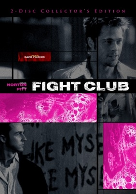 Fight Club movie poster (1999) poster MOV_291433d0