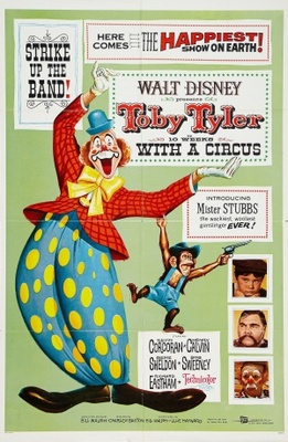 Toby Tyler, or Ten Weeks with a Circus movie poster (1960) poster MOV_29197232