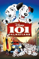 One Hundred and One Dalmatians movie poster (1961) picture MOV_2926542c