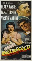 Betrayed movie poster (1954) picture MOV_29265504