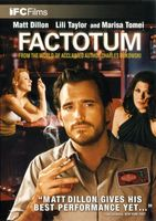 Factotum movie poster (2005) picture MOV_292b4247