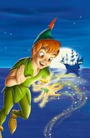 Peter Pan movie poster (1953) picture MOV_293da486