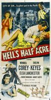 Hell's Half Acre movie poster (1954) picture MOV_293df8fb