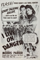 I Live on Danger movie poster (1942) picture MOV_293f2f76