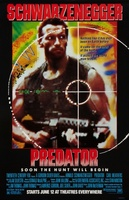 Predator movie poster (1987) picture MOV_294308d6