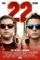22 Jump Street movie poster (2014) picture MOV_29466f44