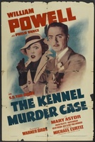 The Kennel Murder Case movie poster (1933) picture MOV_29475dcd