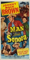 Man from Sonora movie poster (1951) picture MOV_29482f08