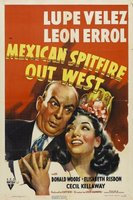 Mexican Spitfire Out West movie poster (1940) picture MOV_29498707