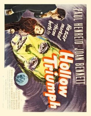 Hollow Triumph movie poster (1948) poster MOV_294f5558