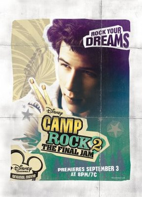 Camp Rock 2 movie poster (2009) poster MOV_2952530f