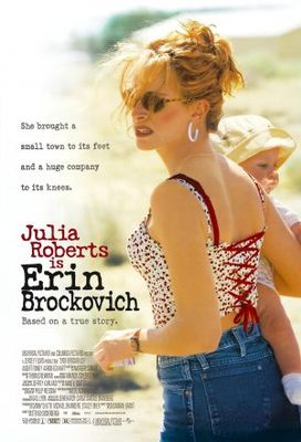 Erin Brockovich movie poster (2000) poster MOV_29537151