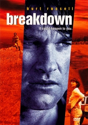 Breakdown movie poster (1997) poster MOV_29583be9
