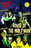 House of the Wolf Man movie poster (2009) picture MOV_295f2b3b