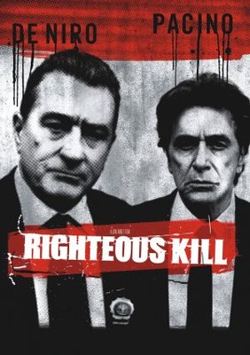 Righteous Kill movie poster (2008) poster MOV_29640d3c