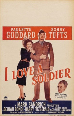 I Love a Soldier movie poster (1944) poster MOV_29641533