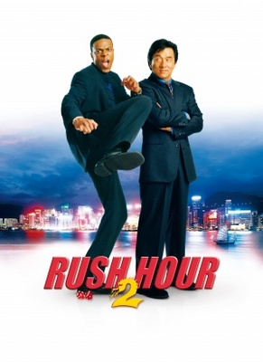 Rush Hour 2 movie poster (2001) poster MOV_2965c458