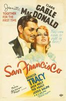 San Francisco movie poster (1936) picture MOV_2966da4d