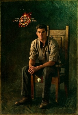 The Hunger Games: Catching Fire movie poster (2013) poster MOV_29680330