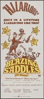 Blazing Saddles movie poster (1974) picture MOV_296919f2