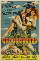 Unconquered movie poster (1947) picture MOV_2973cd85