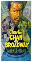 Charlie Chan on Broadway movie poster (1937) picture MOV_29805d4c