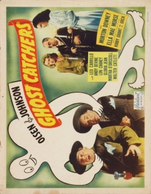 Ghost Catchers movie poster (1944) poster MOV_2980ff98