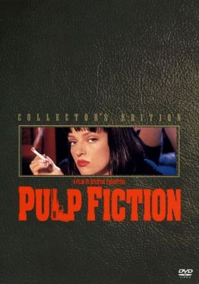 Pulp Fiction movie poster (1994) poster MOV_29815758