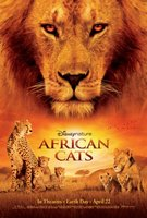 African Cats: Kingdom of Courage movie poster (2011) picture MOV_29851e47