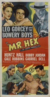 Mr. Hex movie poster (1946) poster MOV_298b180b
