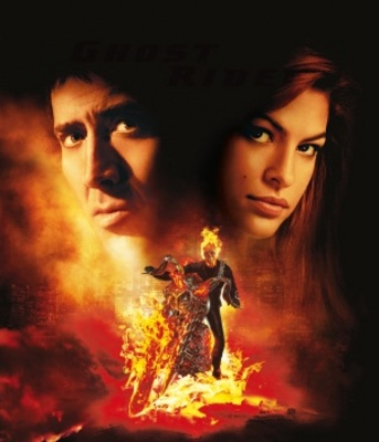 Ghost Rider movie poster (2007) poster MOV_2995fcb3