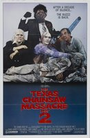 The Texas Chainsaw Massacre 2 movie poster (1986) picture MOV_29981eb9