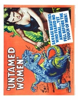 Untamed Women movie poster (1952) picture MOV_299a53fc