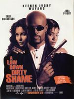 A Low Down Dirty Shame movie poster (1994) picture MOV_299b807f
