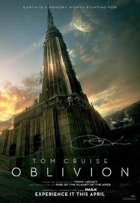 Oblivion movie poster (2013) poster MOV_299d9455