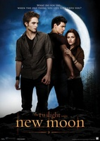 The Twilight Saga: New Moon movie poster (2009) picture MOV_d4890766