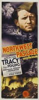 Northwest Passage movie poster (1940) picture MOV_29a690a0