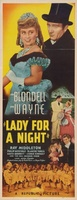 Lady for a Night movie poster (1942) picture MOV_29afc56a