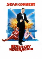 Never Say Never Again movie poster (1983) picture MOV_29bf9a35