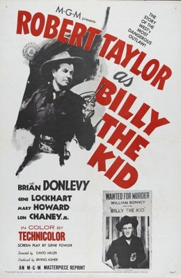 Billy the Kid movie poster (1941) poster MOV_29c3d4d0