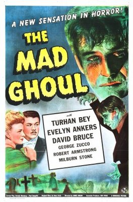 The Mad Ghoul movie poster (1943) poster MOV_29c40df8