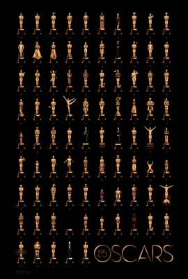 The 85th Annual Academy Awards movie poster (2013) poster MOV_29d170d6