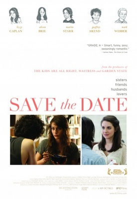 Save the Date movie poster (2012) poster MOV_29d25a46