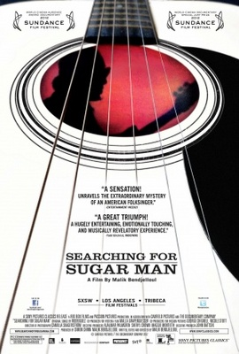 Searching for Sugar Man movie poster (2012) poster MOV_29d3acda