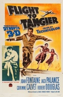 Flight to Tangier movie poster (1953) picture MOV_29d5e1eb