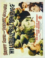 Hillbilly Blitzkrieg movie poster (1942) picture MOV_29d8322e