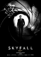 Skyfall movie poster (2012) picture MOV_29d8ea14