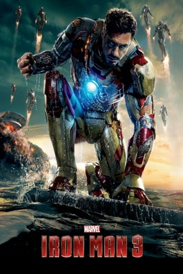 Iron Man 3 movie poster (2013) poster MOV_29de3606
