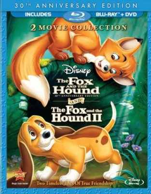 The Fox and the Hound movie poster (1981) poster MOV_29e0326e