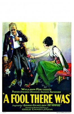 A Fool There Was movie poster (1922) poster MOV_29eb7ab7